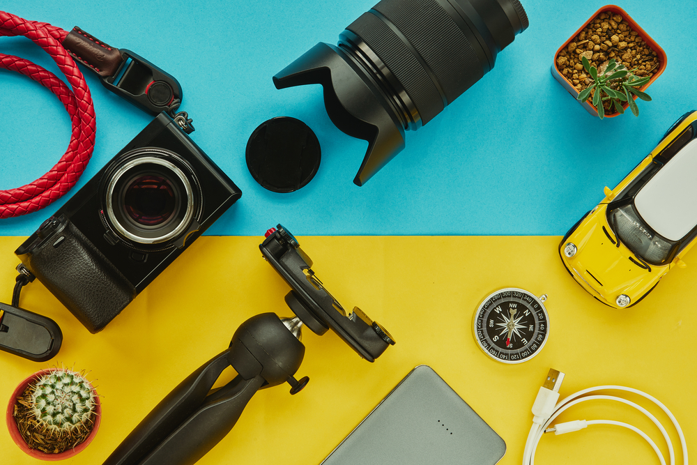 Top Travel Gadgets and Accessories to Bring on Your Next Trip