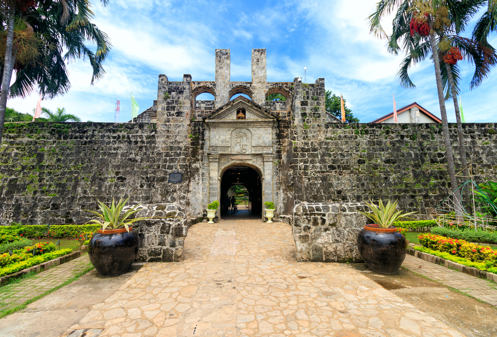 Fort San Pedro-Tourist Spots That are Worth Flying to Cebu For
