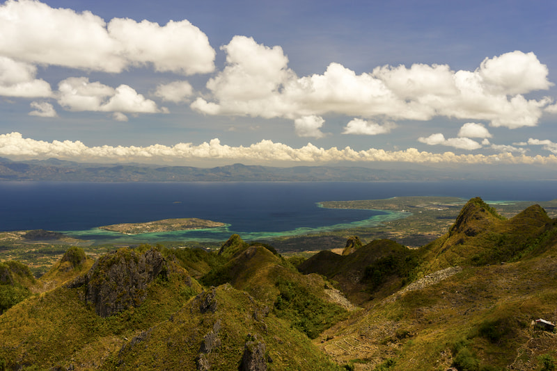 Osmena Peak-Tourist Spots That are Worth Flying to Cebu For